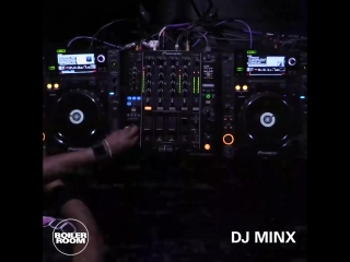 Boiler Room Detroit - DJ Minx