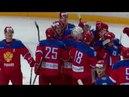 «Кубок Чёрного моря». Россия (красные) - Дания (7:1)