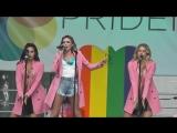 Hull Pride 2018 Nadine Coyle Girls Aloud Sound of the Underground