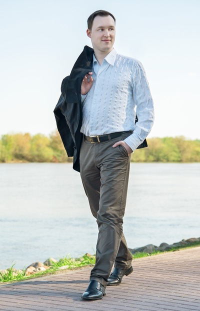 Сергей Лопаткин, 24 сентября , Москва, id108734