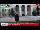 21.03.14 Курсанты поют гимн Украины во время поднятия флага России в Крыму