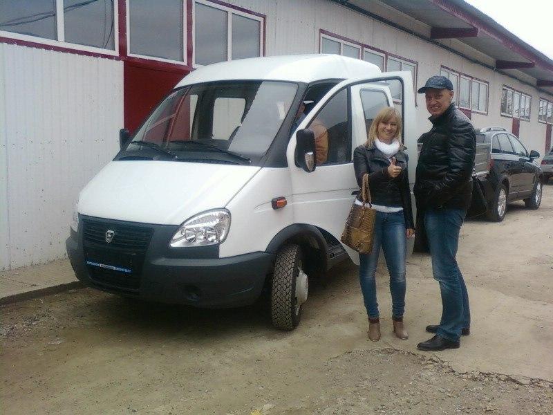 ГАЗ 330252