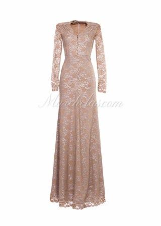 платье в пол 2013
