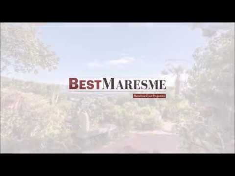 Casita en alquiler en Premià de Dalt, con espectaculares vistas
