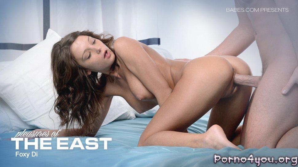 Восточное удовольствие сексом Foxy Di