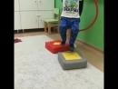 В мини-саду детского клуба Академия Всезнайкина