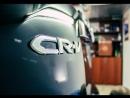 Honda CR-V - полировка кузова, защита керамикой