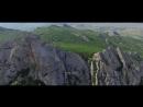 Кара-Даг, Коктебель. Вид на потухший вулкан с высоты птичьего полета