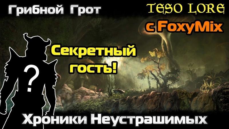 Грибной Грот Хроники Неустрашимых с FoxyMix 2 TESO LORE