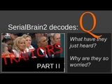 SerialBrain2 decodes Q The Establishment against Trump or the birthday gift from Pyongyang Part II