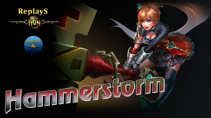 HoN - Hammerstorm - 🇭🇷 Clapt0ne Diamond II