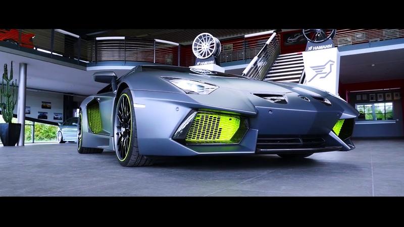 Lamborghini Aventador | by HAMANN