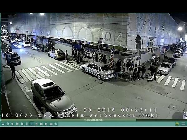 Дтп с мото 15.09.2018 ул. Ломоносова