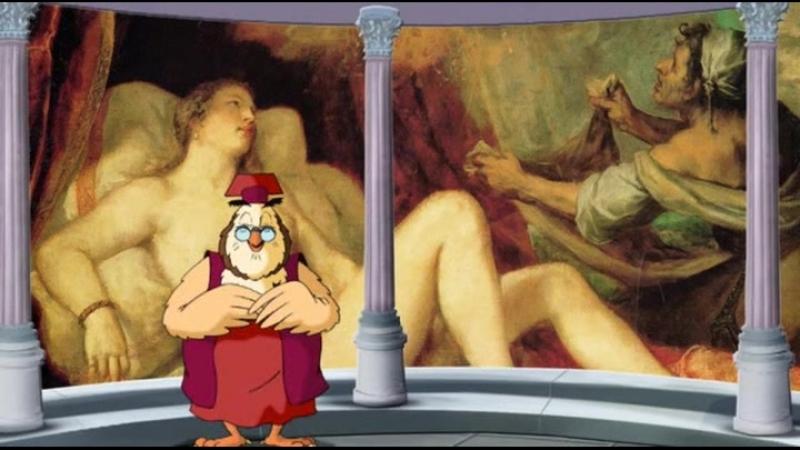 6 Тициан Вечеллио Сказка о настоящей красоте