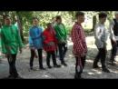 Восстановленный рекрутский обряд Фольклорная деревня Берестечко
