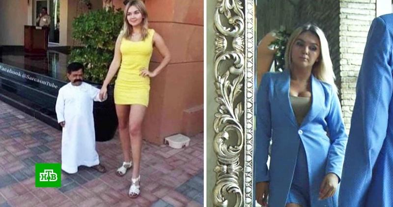 Россиянку затравили в Интернете из за фото с сотрудником отеля в ОАЭ