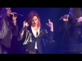 Demi Lovato - Really Dont Care (Live Music Video) - Neon Lights Tour