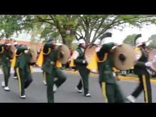 Шоу с барабанами