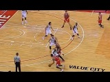 Derrick Rose Makes Kyrie Irving Look Silly | October 20, 2014 | NBA Preseason 2014