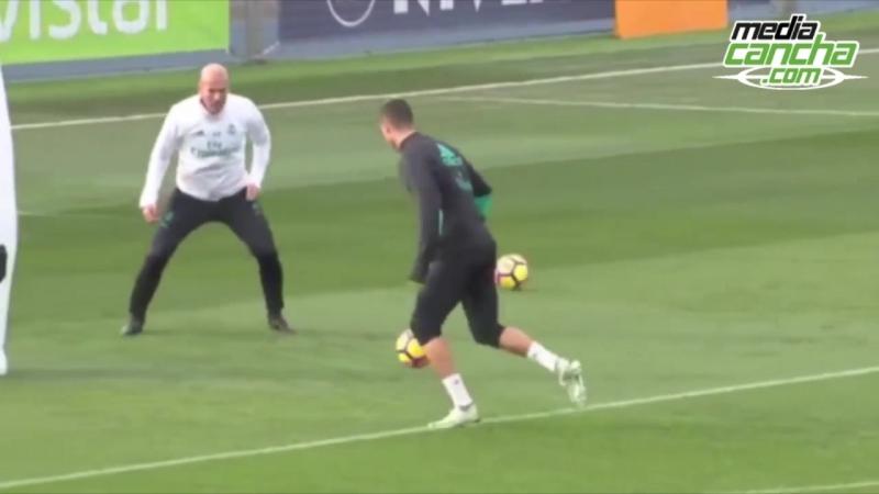 Estilo de juego, clave del éxito en Real Madrid- Zidane