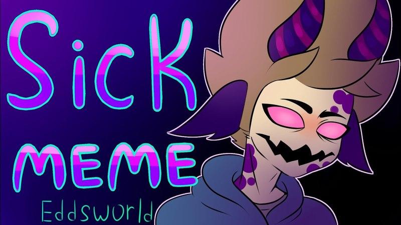 SICK MEME FlipaClip animation\Eddsworld\Tom\FLASH WARNING