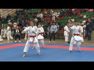 2018-04-18 - Открытый турнир по каратэ (Лобня)