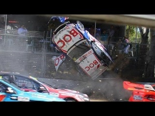 Motorsport Crashes of 2014 #1 (PURE SOUND)