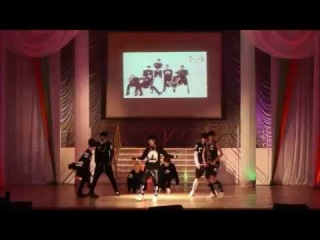 X-Plan cover dance team_BTS - No more dream perfomance