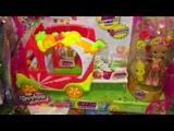Подарки на восьмое марта Дом пеппы площадка Холли беременная штефи и много игрушек