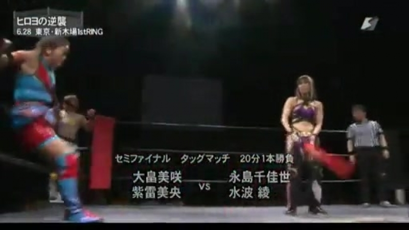 Hiroyo Matsumoto Produce Highlights (6-28-15)