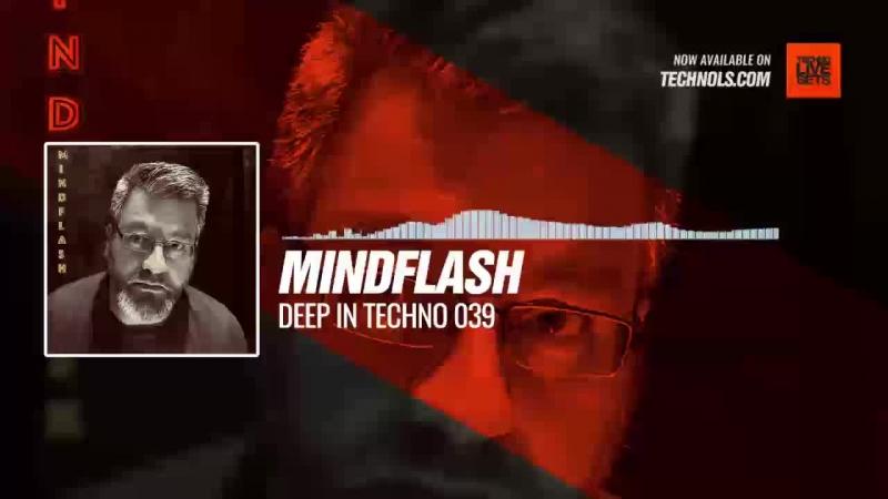 Listen Techno music @Mindflash1 - Deep in Techno 039 Periscope