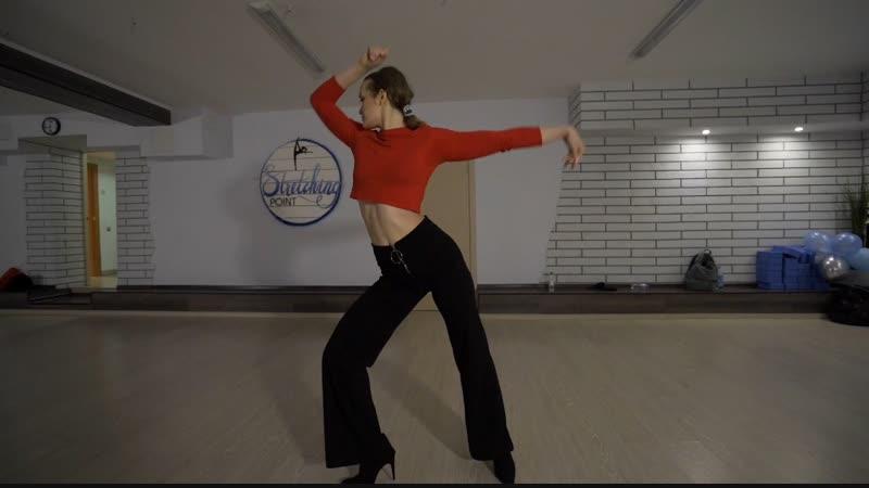 Female Intensive - Мастер-класс - Регина Смолина