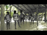 Доминиканская республика. о.Саона. Танец под музыку Бачата.