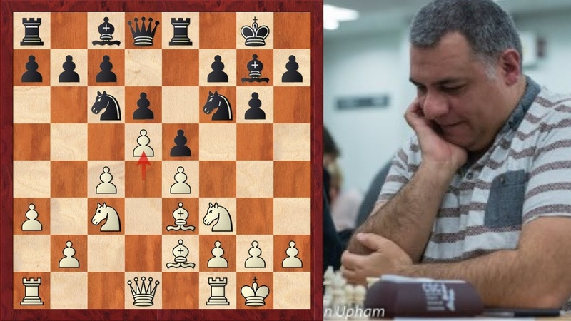 Kingscrusher OTB Chess Game @ BarnetChessclub.com Queen Knights Tango System - Herts Cup 2018