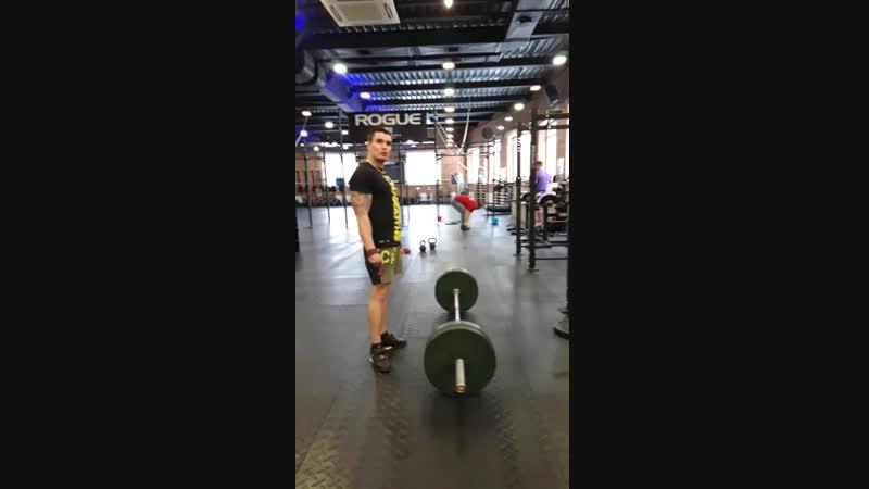 Рывок в сед неудачная попытка 60 кг