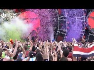 DubVision - Backlash (Martin Garrix Edit) (Live Ultra Miami 2014)