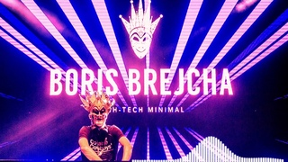 Boris Brejcha And Friends Serious High Tech Minimal Mix By TEKNI