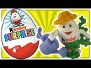 Кидер Сюрприз Киндерино яйца распаковка игрушкиKhider Kinderino Surprise eggs unboxing toys