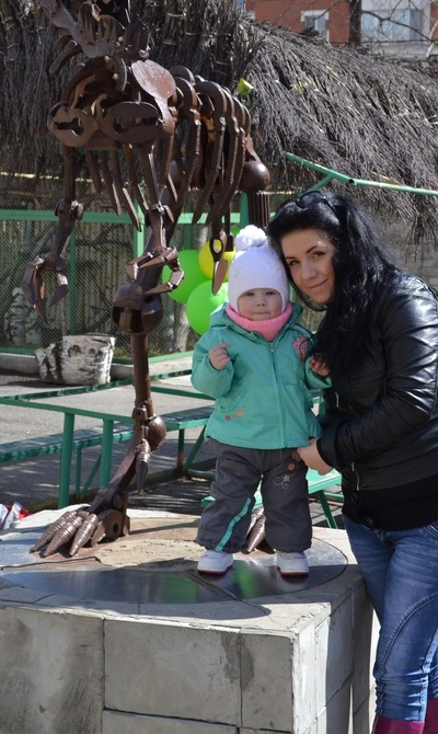 Дарья Кухарюк, 21 апреля , Верхний Уфалей, id121096845