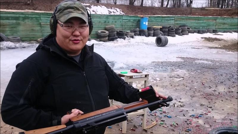 Тактическое самооборонное ружье РБ-12