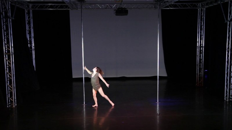 Pole Theatre Hungary 2018 LILA 'LOA Semi Pro Art winner