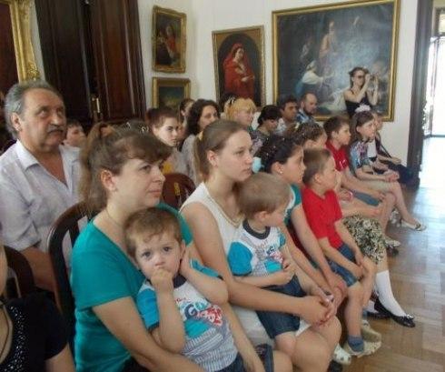 В городе Таганроге отметили Международный день семьи