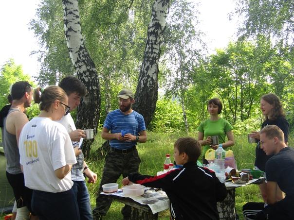 Чаепитие — важная традиция  © Наталья Кислякова (Кокряцкая) https://vk.com/id132237402