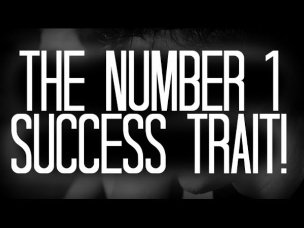 Traits of Successful People | The Key to Success