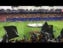 Последняя игра Лестера в Лиге Чемпионов Апрель 2017г