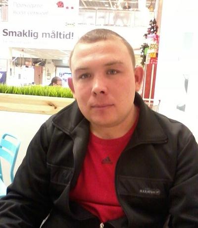 Андрей Шулаев, 18 июля 1988, Уфа, id183439437