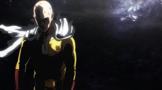 Invincible Superhero Saitama (One-Punch Man) coub