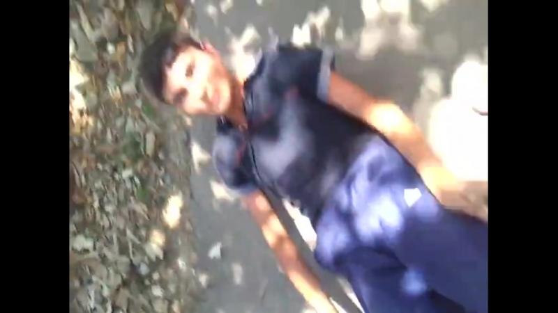 Азербайджанец поймал интернет героя и жестко избивает его с матом 18 Азербайджан Azerbaijan Azerbaycan БАКУ BAKU BAKI Карабах