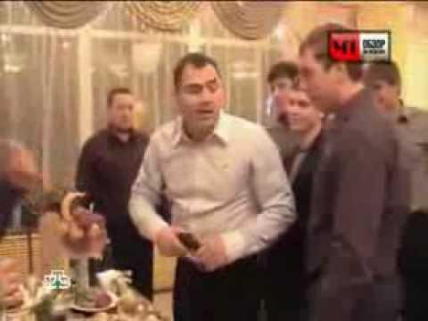 Русская рулетка на свадьбе - Düğünde Rus Ruleti (gerçek)