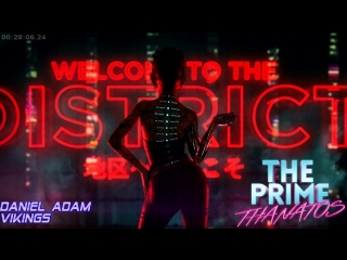 DISTRICT 89 _ Best of Synthwave And Retro Electro Music Mix
